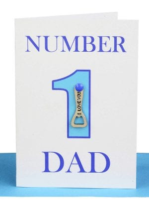 Wholesale Fathers day gift card no1