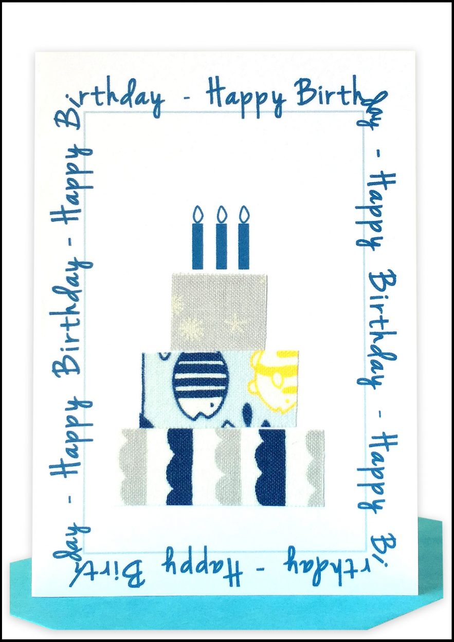 Birthday Cards Gift ~ Wholesale birthday cards boys lils handmade