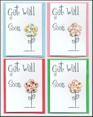 wholesale get well cards florist cards