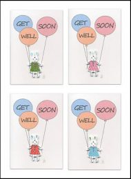 get well cards florist cards handmade card wholesale get well cards