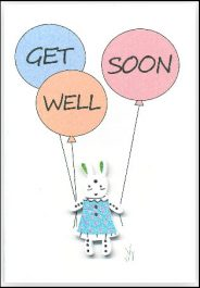 Wholesale Get Well Gift Card