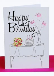 birthday greeting card wholesale australian made