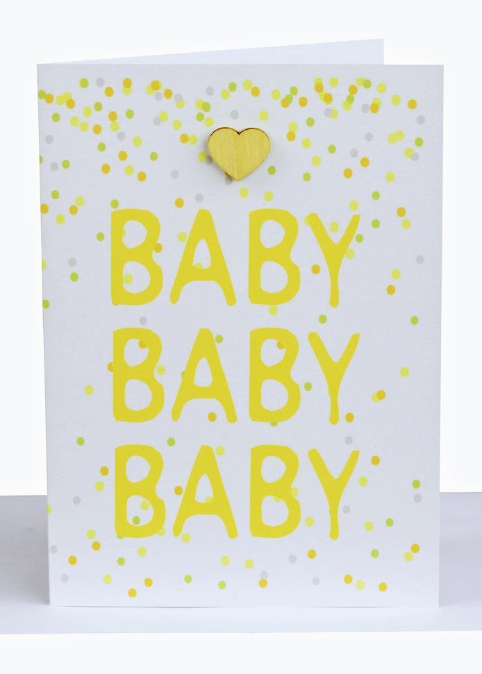 wholesale cards for babies australian made