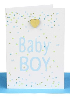 Baby Cards for Boys