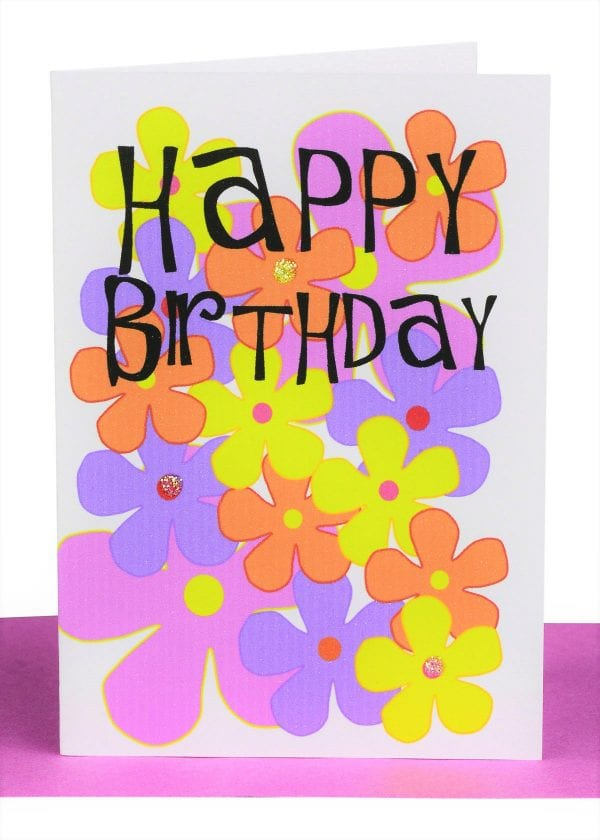 wholesale Birthday Gift Card Flowers