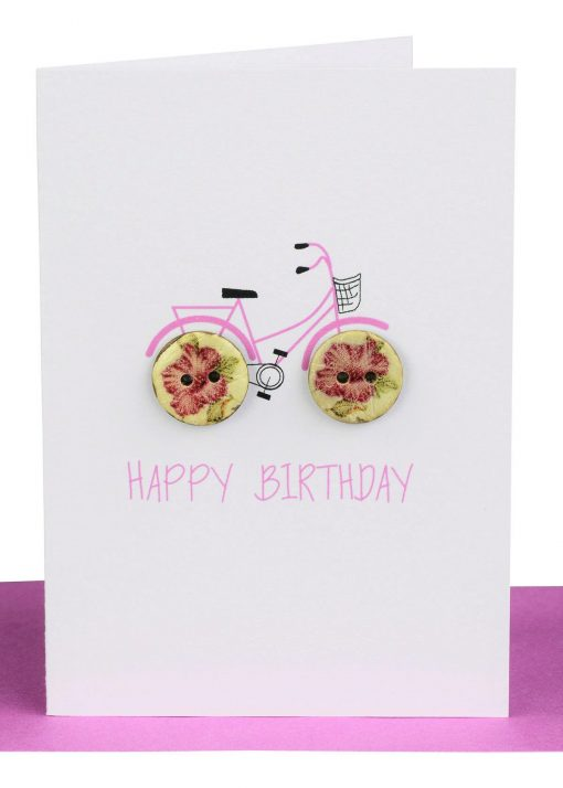 wholesale Birthday Gift Card bike