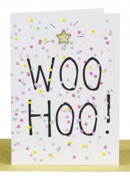 Wholesale Congratulations Gift Card - WOO HOO