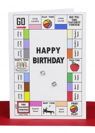 wholesale happy birthday greeting card boy and girls