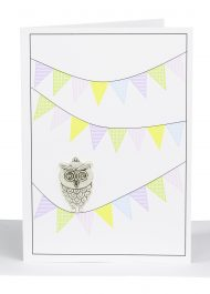 Blank greeting Card wholesale owl