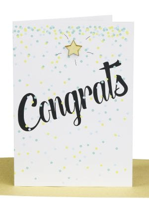 Wholesale Congratulations Greeting Card