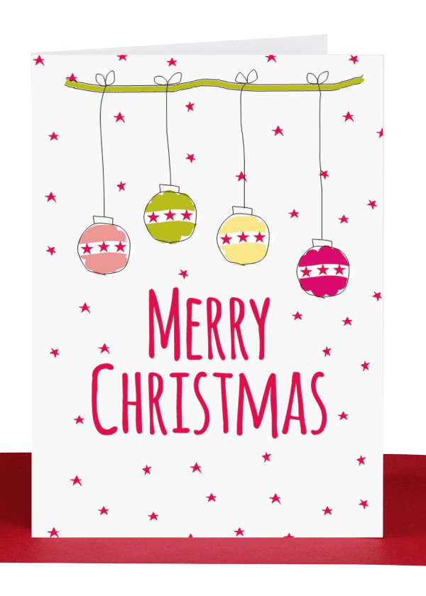 Wholesale christmas Greeting Cards lils Cards Australian Made