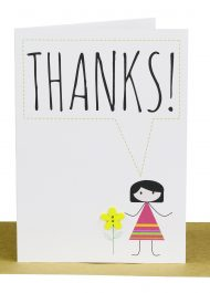 Wholesale Thank You Greeting Card