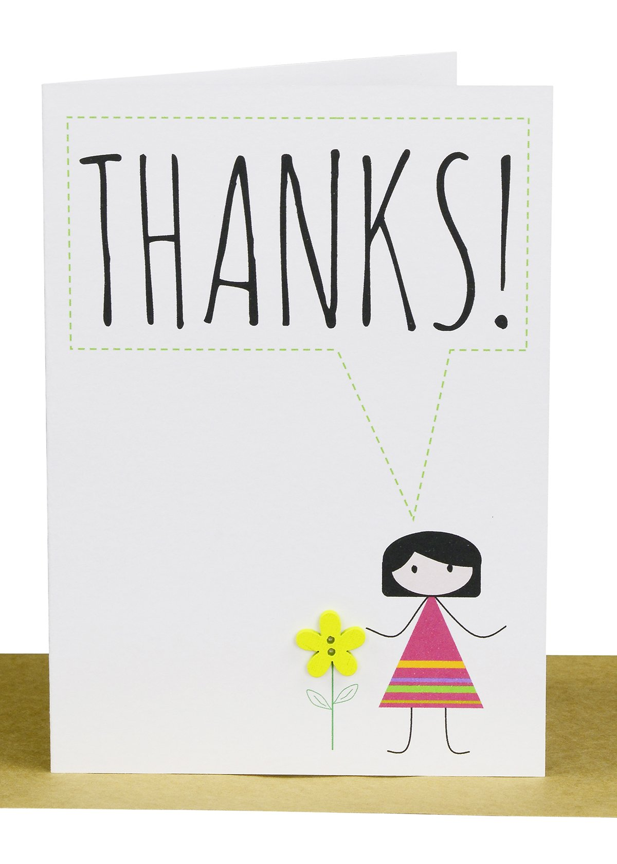 Wholesale thank you greeting cards lils wholesale cards sydney thank you greeting card flower girl lth 194 m4hsunfo