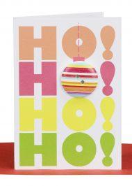Christmas Cards HO HO HO HO HO