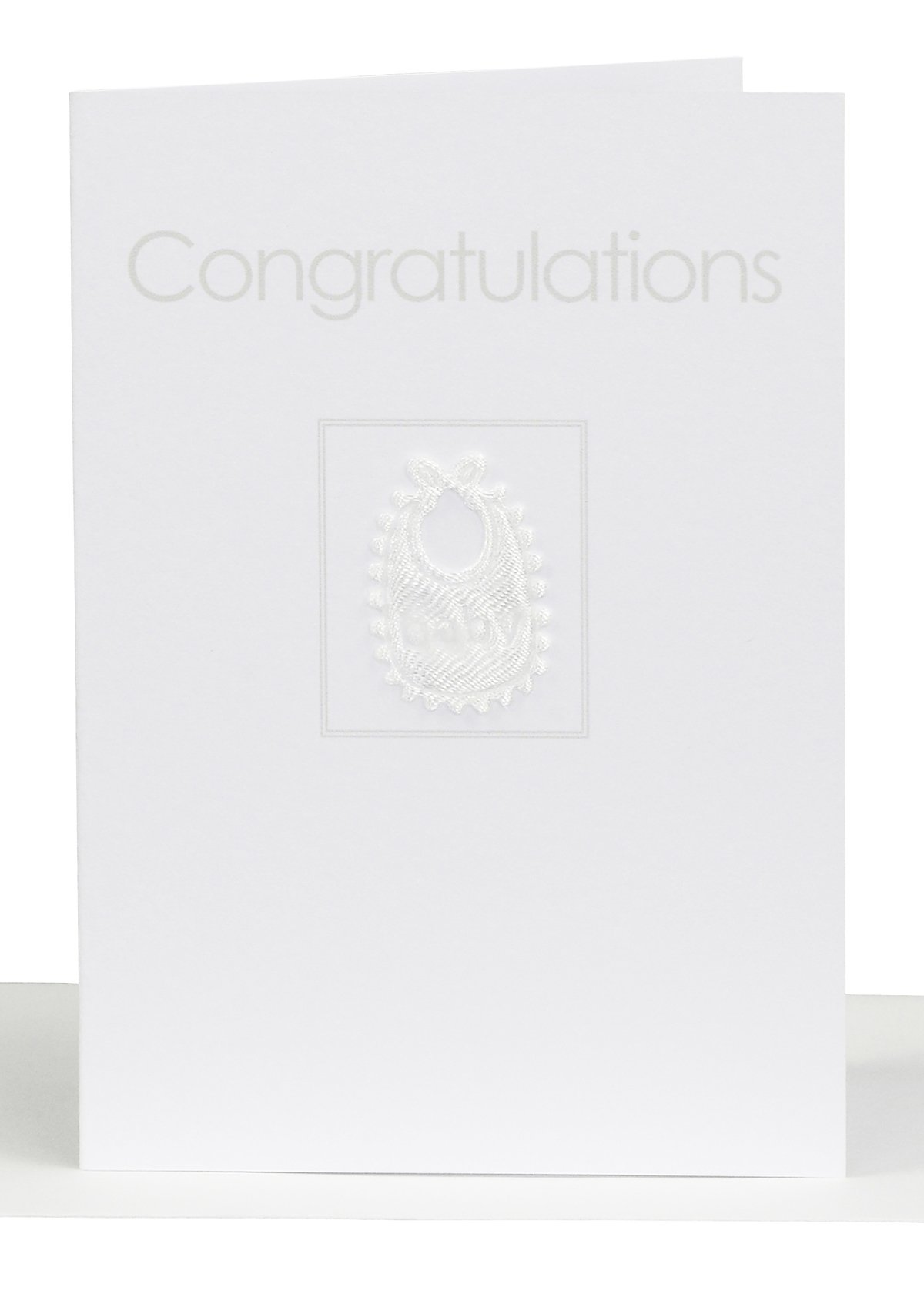 Congratulations Baby Greeting Card