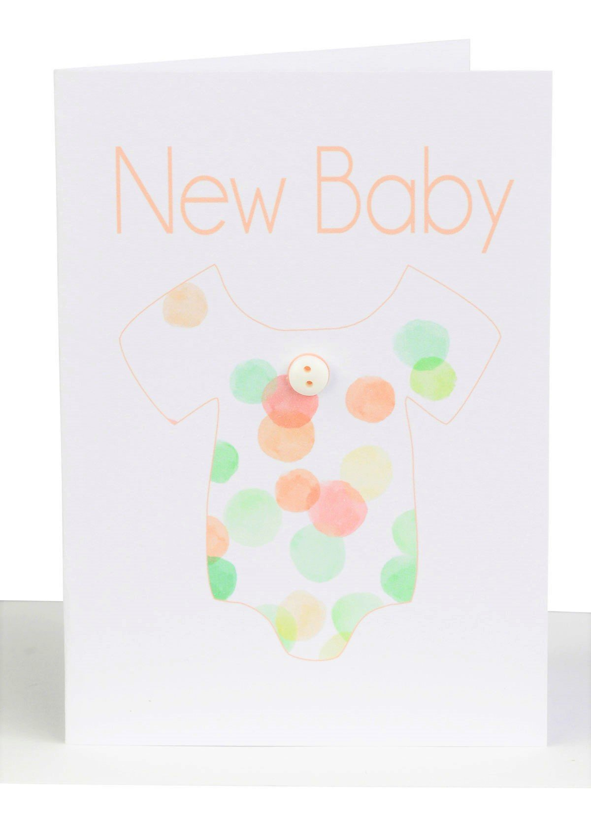 wholesale new baby gift card