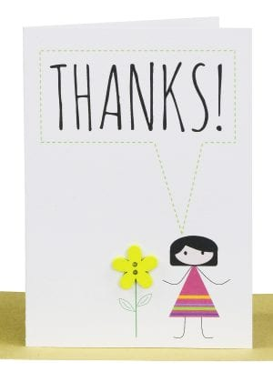 Wholesale Thank You gift Card