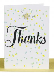Wholesale Thanks Gift Card