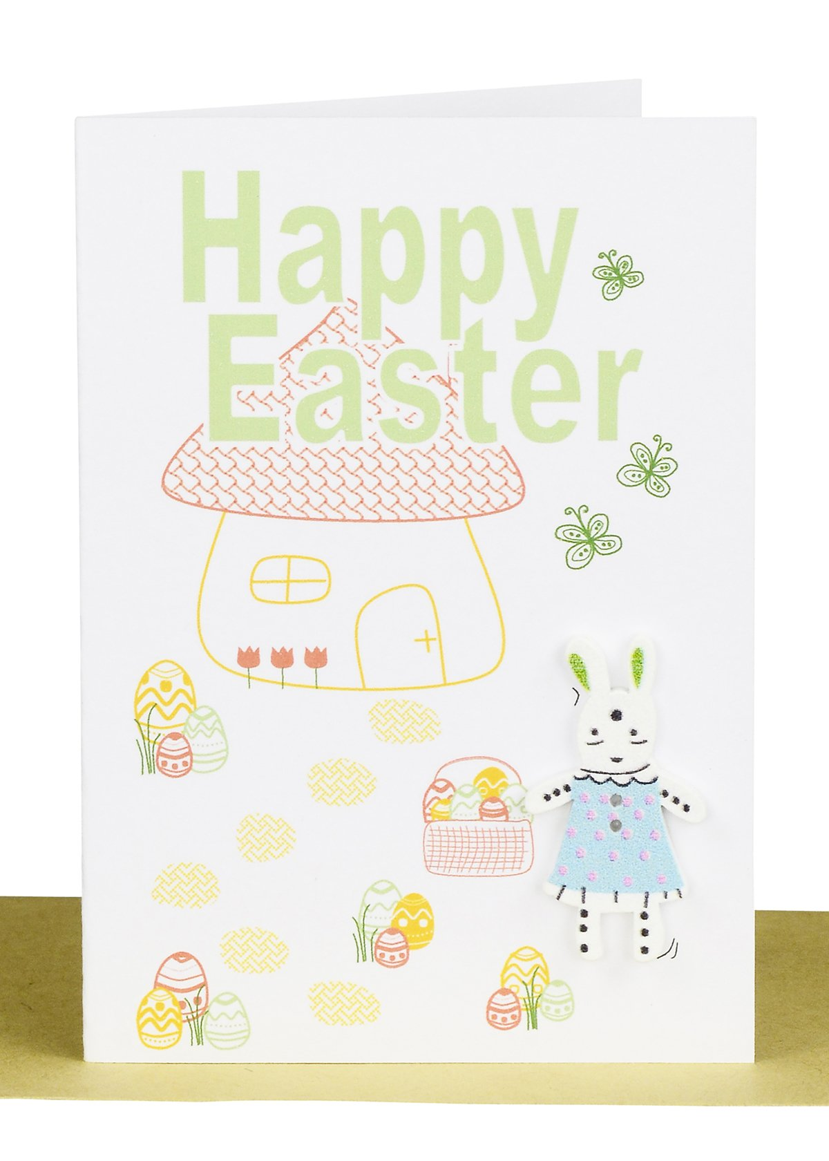 Happy easter gift card lils handmade cards sydney wholesale happy easter greeting card negle Images