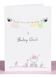 Baby Girl Gift Card