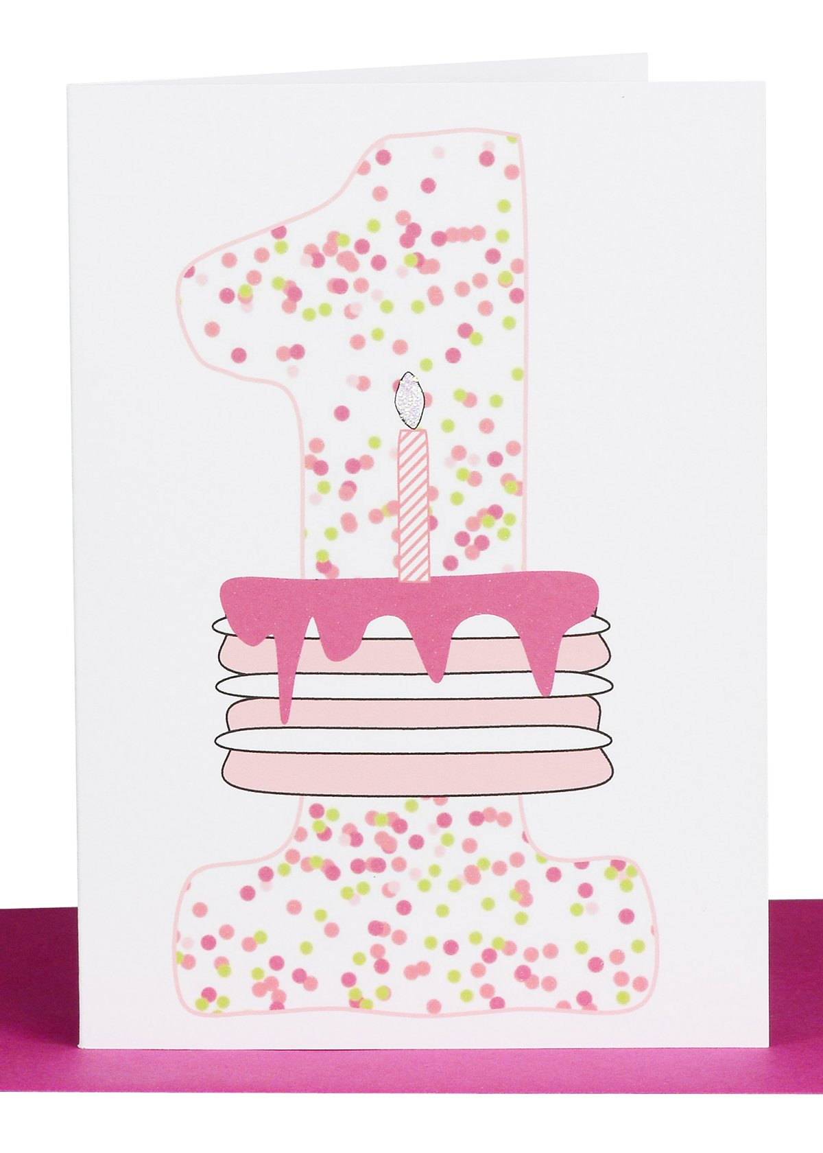 Happy 1st Birthday Cards Gallery Free Birthday Cards