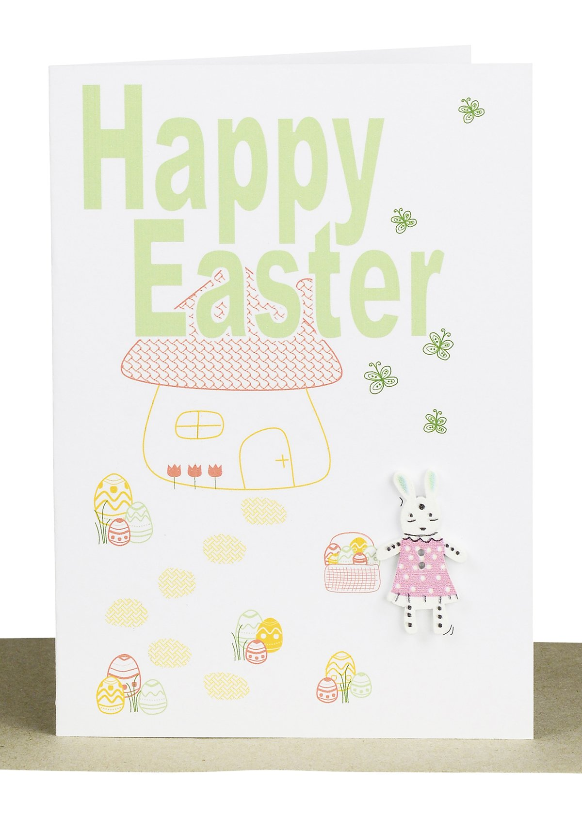 Happy Easter Greeting Card Lils Handmade Cards Sydney