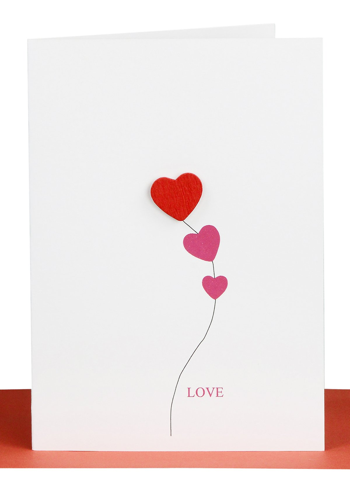 Valentines day cards love card red heart lils cards sydney valentines day cards love card red heart m4hsunfo