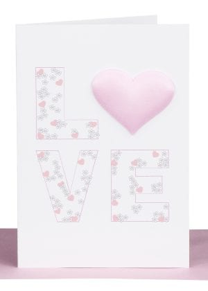 handmade Card Love wholesale