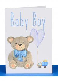 Wholesale Baby boy Card