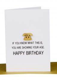 Small Birthday Gift Cards