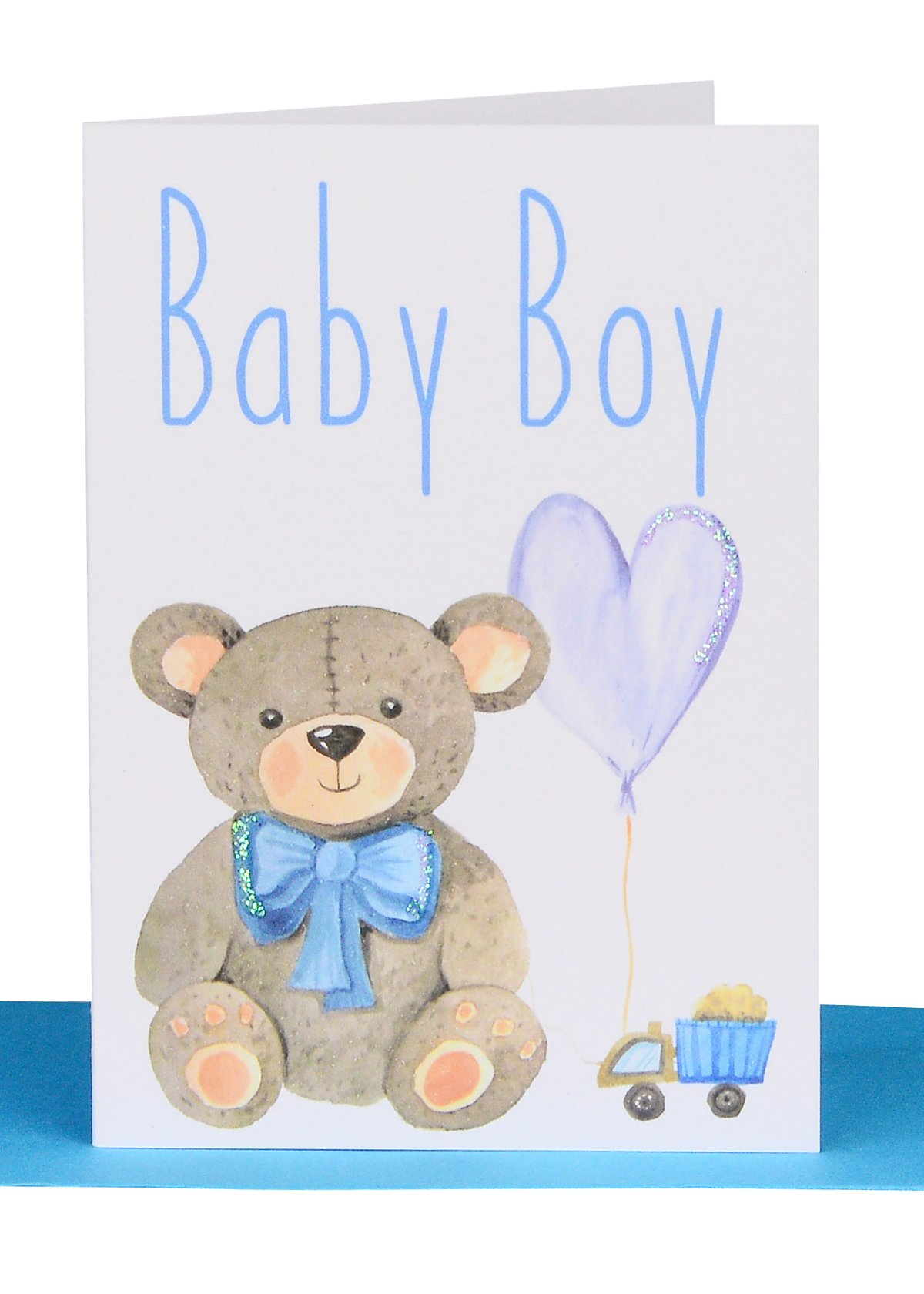 Baby Greeting Cards for Boys