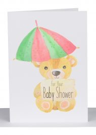 Wholesale Baby shower Card