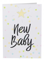 large New baby Card australian made a4 card giant card