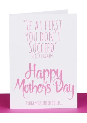 funny mother's Day Greeting Card Wholesale