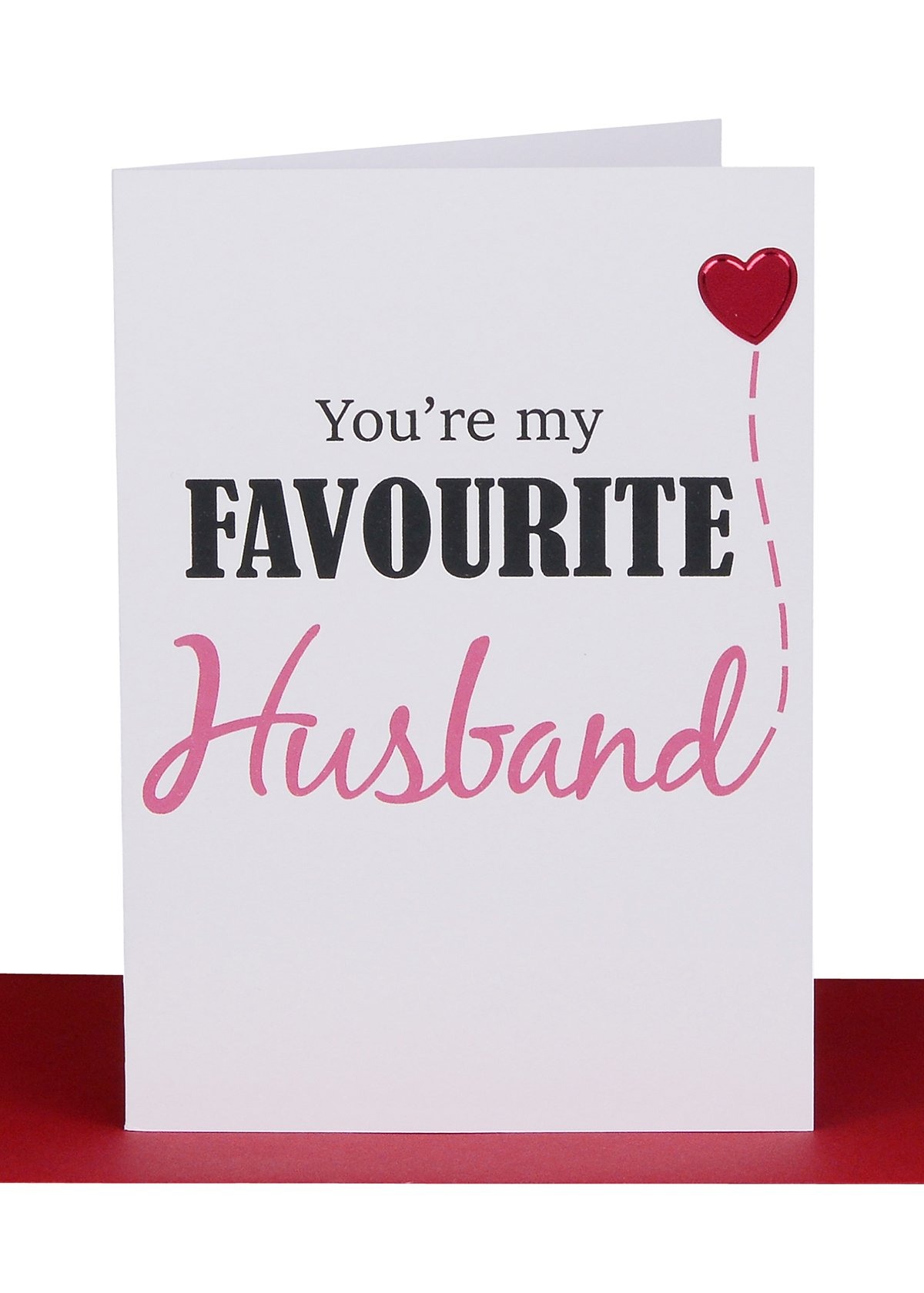 Wholesale Valentines Card Youre My Fav Husband Lils Cards
