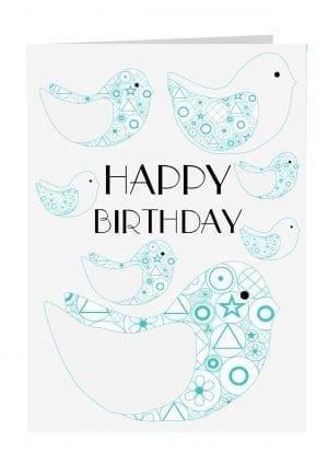 Large Birthday Card