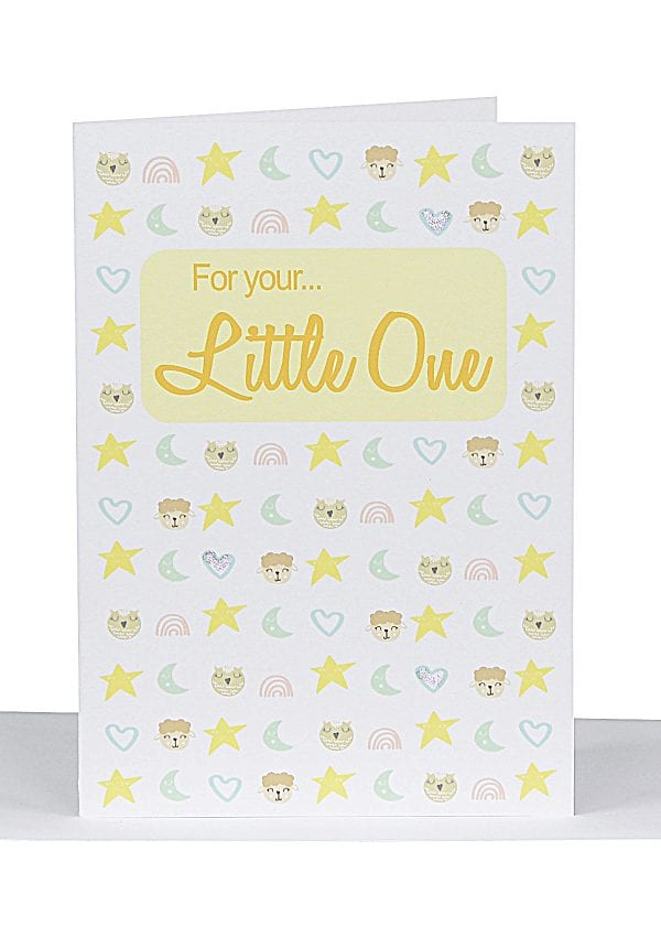 New Born baby Cards