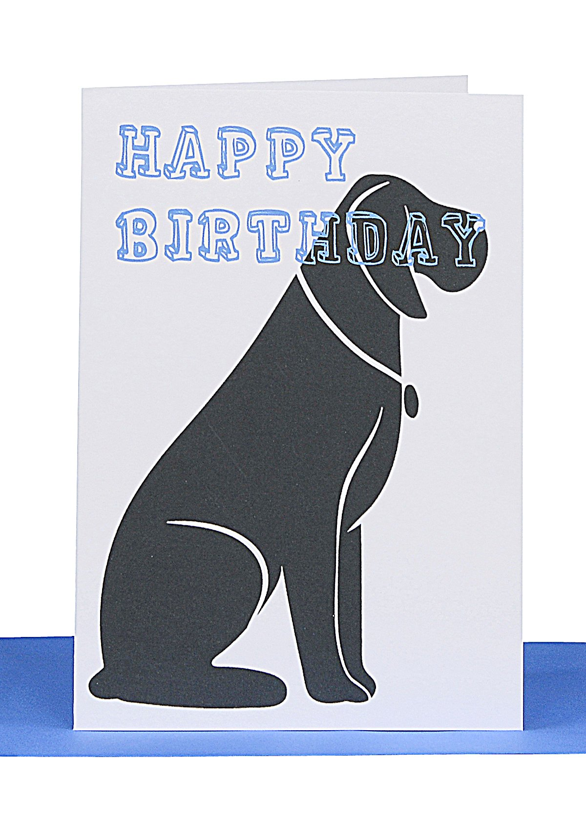 Big Dog Birthday Greeting