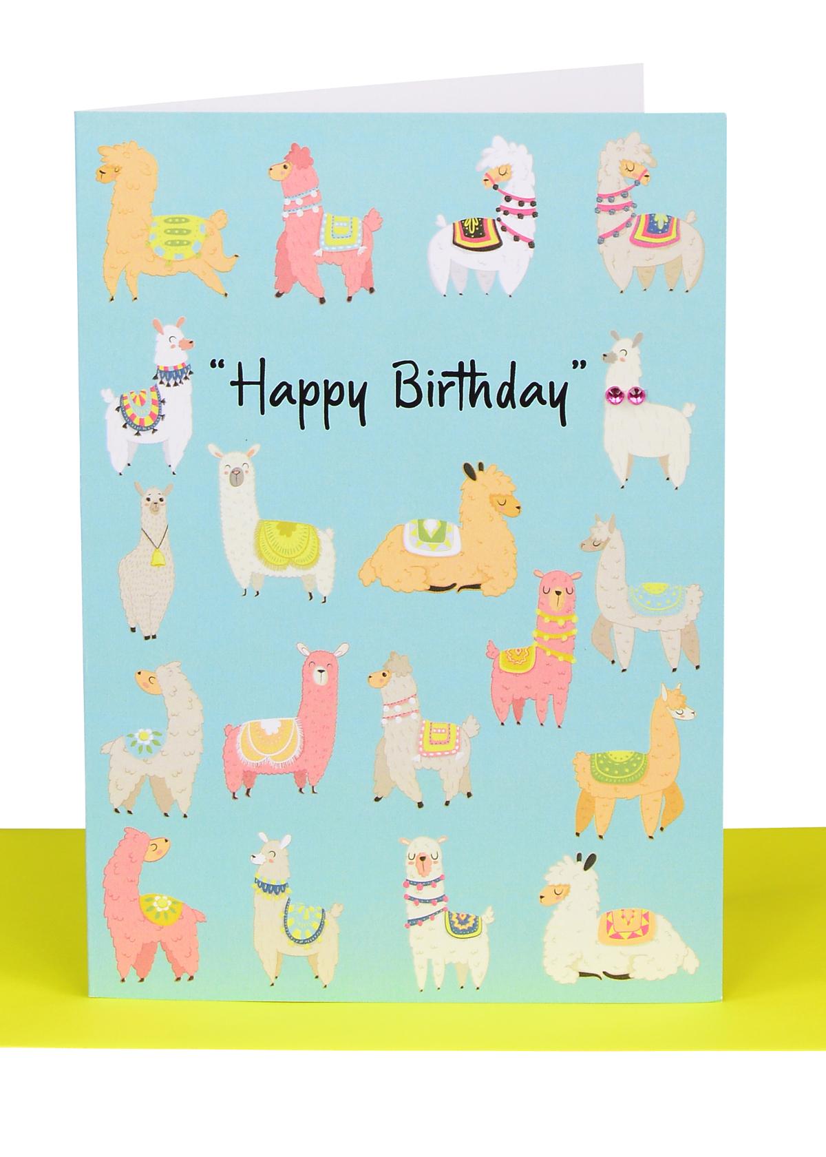 Birthday Gift Cards Girls