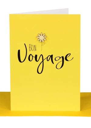 Bon Voyage Greeting CArds