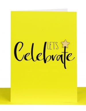 lets celebrate gift card
