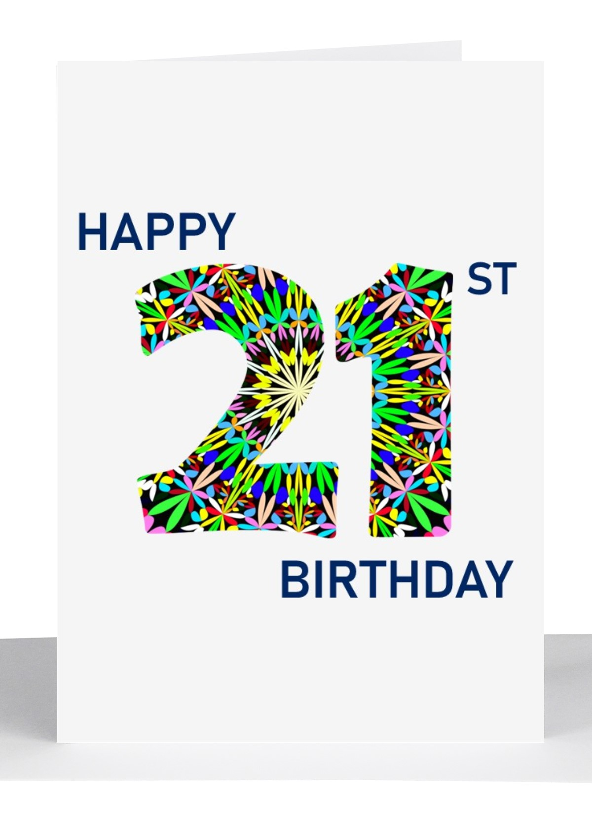 21st Birthday Card Australian Made Lils Wholesale Cards Sydney