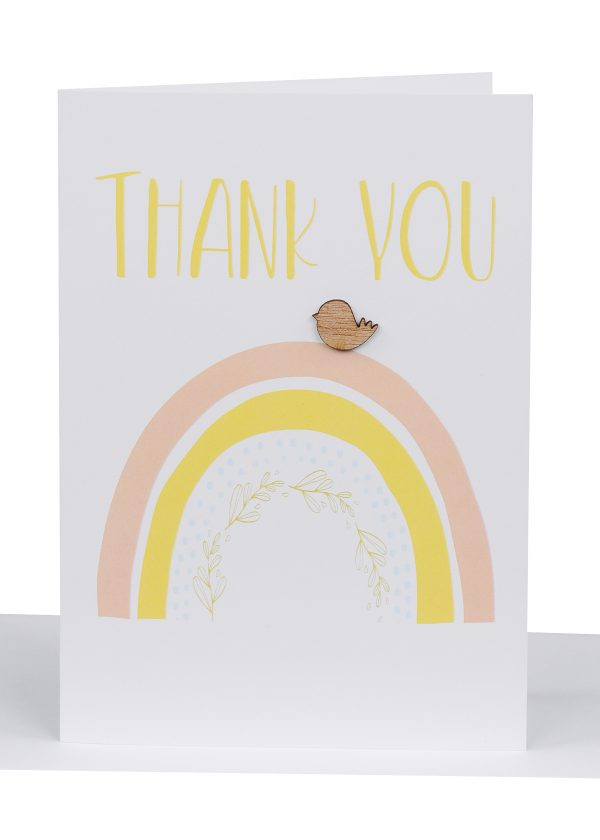 Thank you Greeting Card Australian made cards Lils wholesale greeting cards